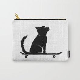 On Board Cat Carry-All Pouch