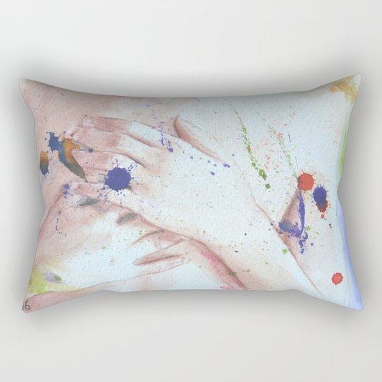 Inside Rectangular Pillow