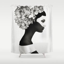 Marianna - Ruben Ireland & Jenny Liz Rome Shower Curtain