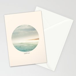 surf's up. Stationery Cards