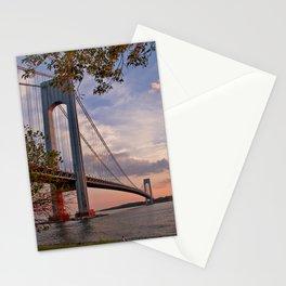 Verrazano Narrows Bridge Stationery Cards