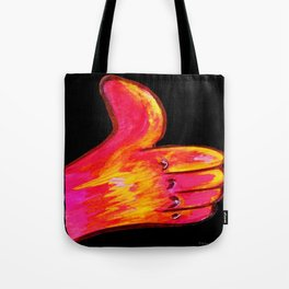 Give it a Thumbs Up! Tote Bag