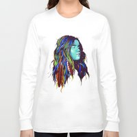 dreamer Long Sleeve T-shirts featuring Dreamer by Peter Fulop