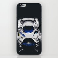 battlestar galactica iPhone & iPod Skins featuring Cafe Galactica by JoPruDuction Art
