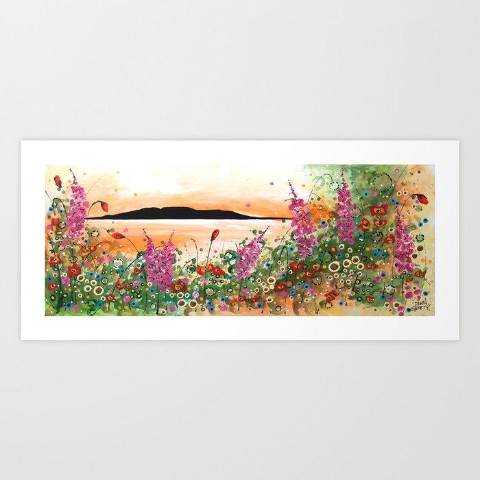 Susitna Art Print
