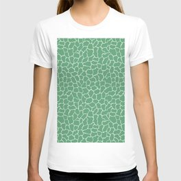 Reflection Pools in Everglades Green T-shirt