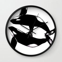 Ornicus orca Wall Clock