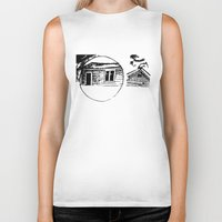 waldo Biker Tanks featuring Waldo by SSHoward