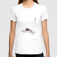 cassandra jean T-shirts featuring Cassandra by Alessia Pelonzi