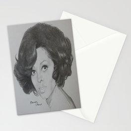 Diana Ross Stationery Cards