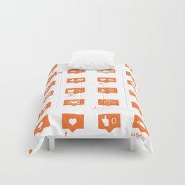 Insta-Life Collage Comforters