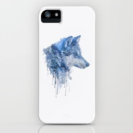 Loup iPhone Case