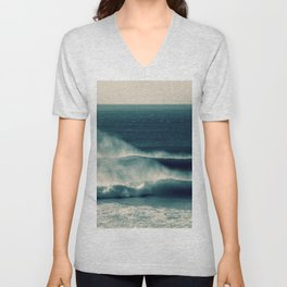 Offshore Waves Unisex V-Neck