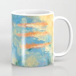 Lady and pattern  Coffee Mug
