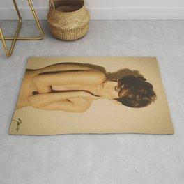 5616 Natasha Au Naturel - Boudoir Eros Studio Beauty Nude Rug