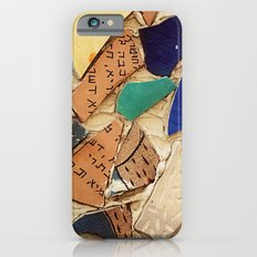 Neve Zedek Mosaic Wall Slim Case iPhone 6s