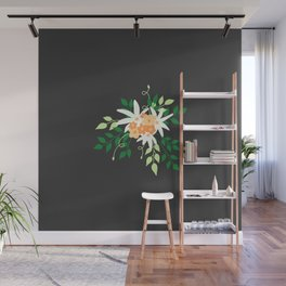 Lily Bouquet Wall Mural