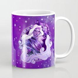 Amethyst Aquarius Coffee Mug