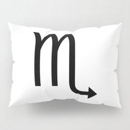 Scorpio Pillow Sham