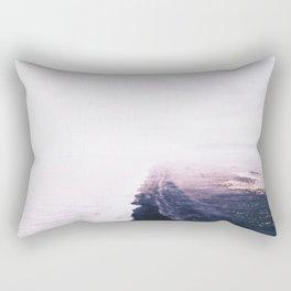 The coast Rectangular Pillow