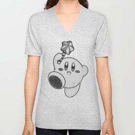 Kirby's Dream Land Unisex V-Neck