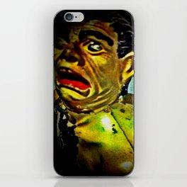 hunchback iPhone Skin