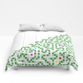 R Experiment 8 (Xmas hydra tree) Comforters