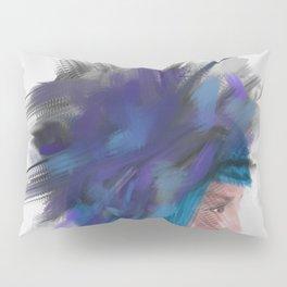 Floating head 1 Pillow Sham