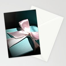 PMS 1837 [Tiffany Blue] Stationery Cards