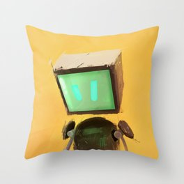 N°5 Throw Pillow