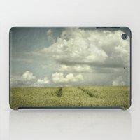 minimalism iPad Cases featuring landscape minimalism by Dirk Wuestenhagen Imagery