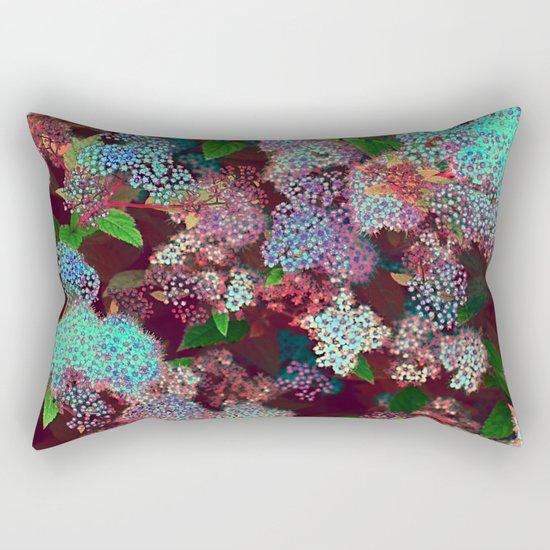 Flower carpet(55) Rectangular Pillow
