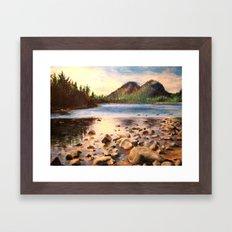 Acadia Framed Art Print