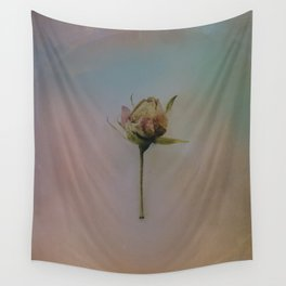 Once Upon a Time a Dancer Rose Wall Tapestry