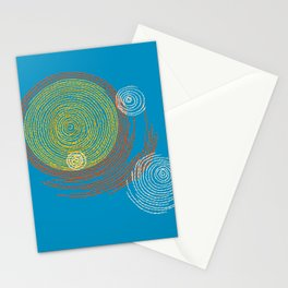 Stitches - Solar flare Stationery Cards