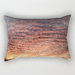 Rolling Skies Rectangular Pillow