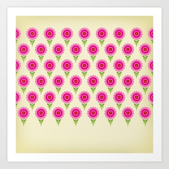 pattern05 Art Print