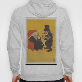 Paul Kruger offering Dum-dum pills to Queen Victoria Hoody