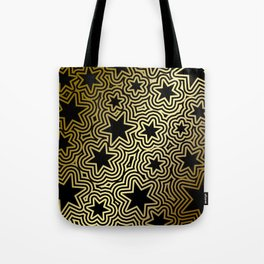 Night Stars of the South Tote Bag