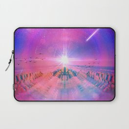 Lavender Lemonade_ Laptop Sleeve