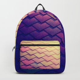 The Other Yellow Brick Road Backpack