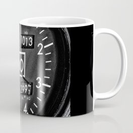 Altimeter Coffee Mug