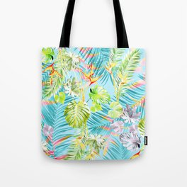 Bermuda Blue Skies Tote Bag