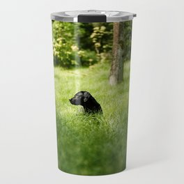 Into the green Travel Mug