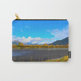 Fall at Portage Creek Carry-All Pouch