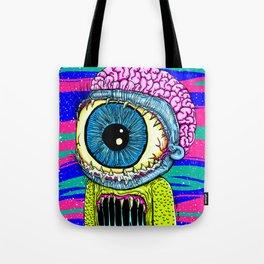 Monster Boy Tote Bag
