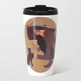 cole cat Travel Mug