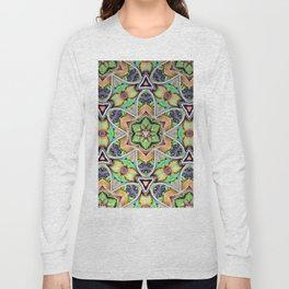 Natural Pattern No 2 Long Sleeve T-shirt
