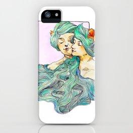 dedicated to Lambert Escaler iPhone Case
