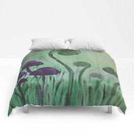 Fiddleheads Comforters
